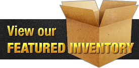 View our Featured Inventory